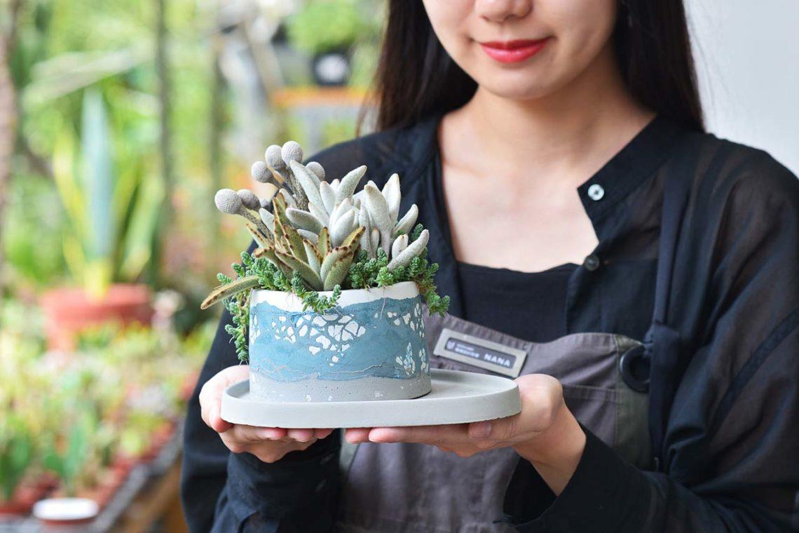 代客送花到台南,2021 開幕盆栽在這裡! 6