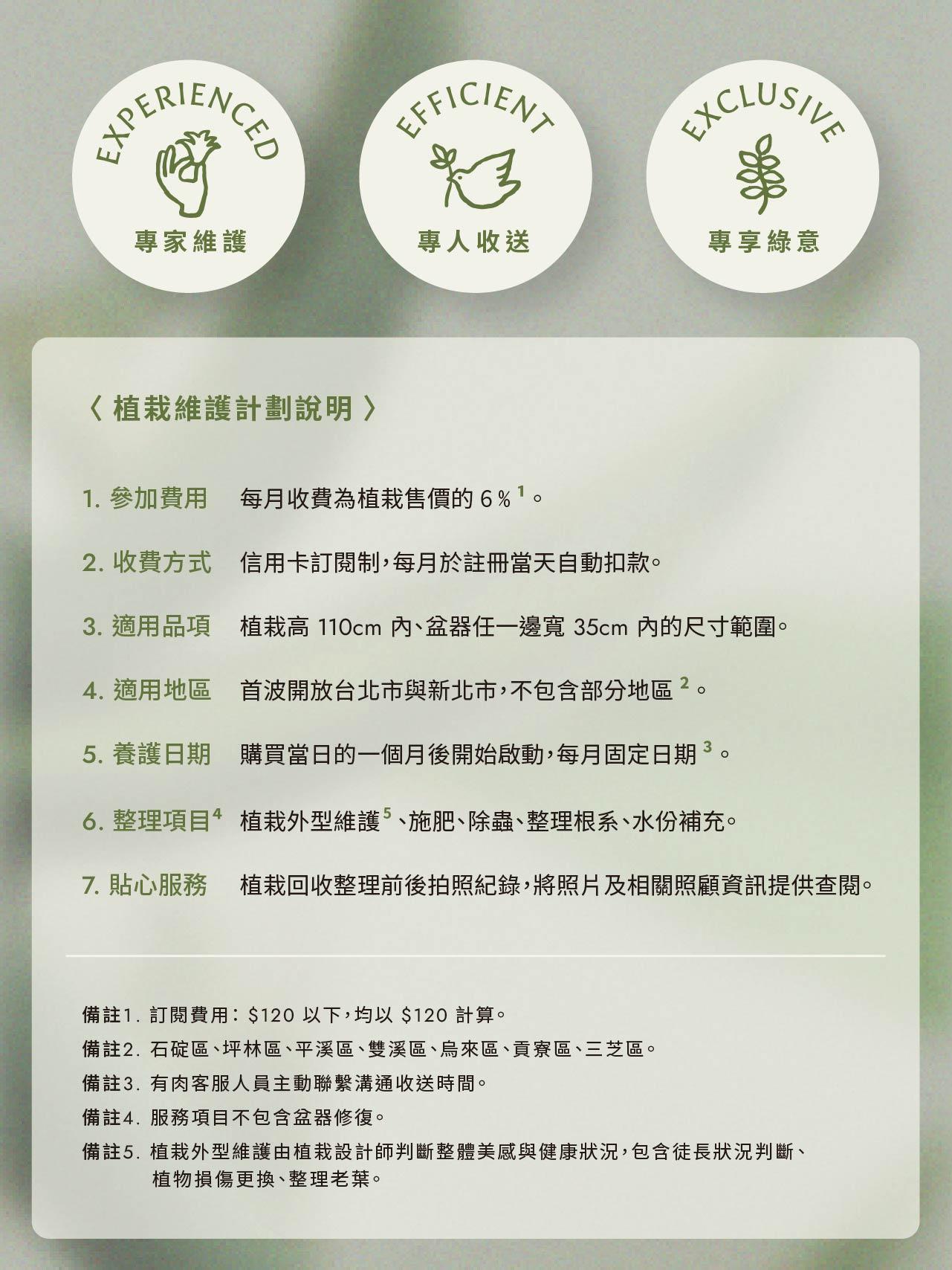 植栽維護計劃 Always Green 2 02