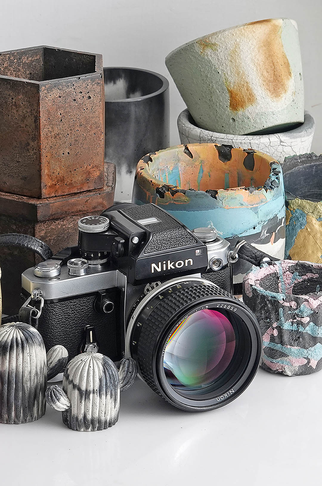 默泥居與攝影的連結