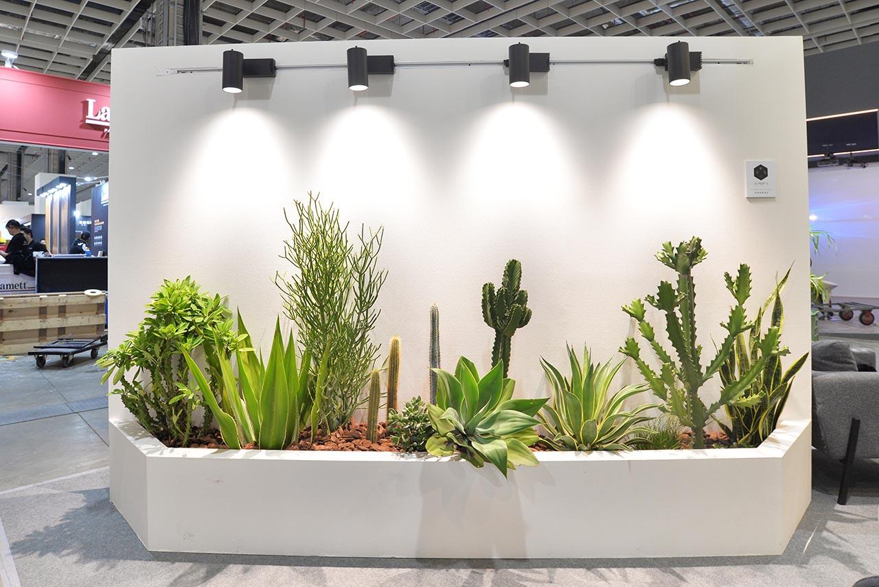蒐集 11 種室內植栽設計裡的綠意光景 造景佈置 植物陳列 都市叢林 綠色城市15
