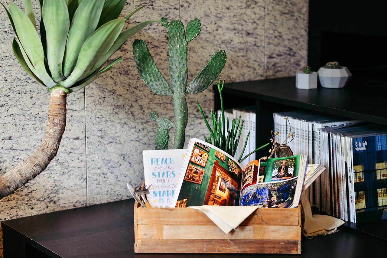 蒐集 11 種室內植栽設計裡的綠意光景 造景佈置 植物陳列 都市叢林 綠色城市9