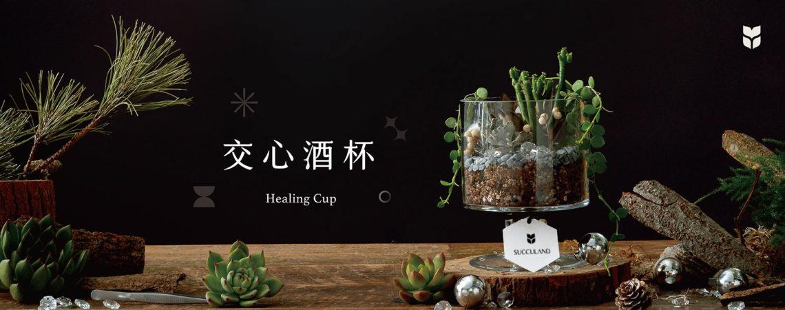 聖誕課程酒杯盆栽